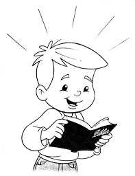 Bible Coloring Pages For Kids 5