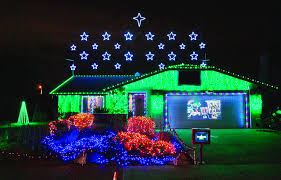 Natal Circle Holiday Lights The 25 Best Holiday Light Displays In Phoenix In 2018