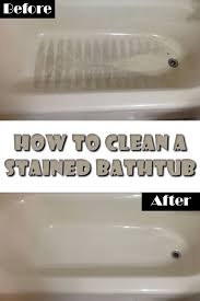 cleaning porcelain tub best of rust stains in toilet awesome