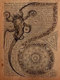 necronomicon page by danielgovar h p lovecraft create your own roleplaying game books w rpg bard rpgbard dungeons and dragons pathfinder rpg