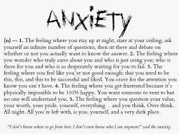 Image result for Anxiety