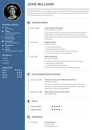 Create A Professional Cv Quick Easy With Our Cv Builder
