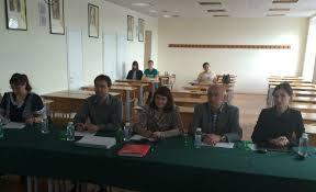 Состоялись защиты магистерских диссертаций по программе   комиссии магистранты представили научно исследовательские доклады на английском языке по результатам подготовленных магистерских диссертаций