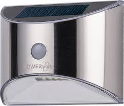 Powerplus Parakeet Solar Pir Sensor Led Buitenlamp Zonne Energie Verlichting Met Infrarood Pir Bew