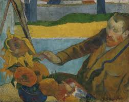 The Painter of Sunflowers