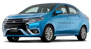 2018 mitsubishi attrage. wonderful attrage mitsubishi attrage improved digitally with outlander styling cues on 2018 mitsubishi attrage s