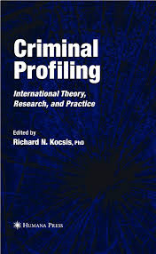 academic paper criminal profiling in a terrorism context