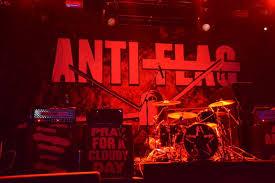 "<b>ANTI</b>-<b>FLAG</b> mit neuem Album ""<b>American Spring</b>"" auf Tour ..."