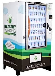 Vending Machine Services Near Me Enchanting Healthy Vending Machines Micro Markets In Austin TX