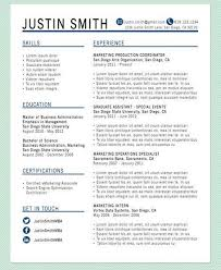 Stand Out Resume Templates Free Best Of Standout Resume Tierbrianhenryco