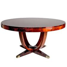 art deco dining furniture. round art deco dining table furniture