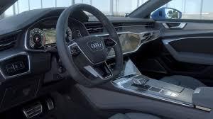 audi a7 interior black.  Black 2018 Audi A7 Sportback  Interior In Black A