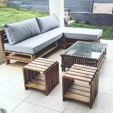 garden furniture made of pallets. How To Build Garden Furniture Patio Made From Pallets Outdoor Out Of U