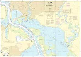 Noaa Chart Books Bluewater Books Charts Noaa 11328 Houston Ship Channel Texas