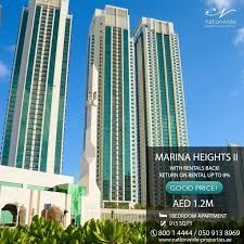 Very Good Price Alert: Good Investment Opportunity For A 1 Bedroom Apartment  In #MarinaHeights II, On Reem Island. Size: 915 Sq. Ft Price: 1.2M Dhs Only!