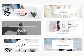 Modern Facebook Cover Pack By Trendest Studio On At Creativemarket