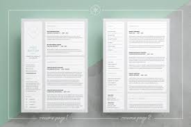 Adobe Resume Templates Free Illustrator Resume Templates Sample
