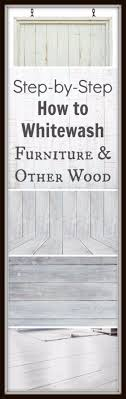 white washing furniture. 35 furniture refinishing tips how to whitewash furniturewhitewashing white washing