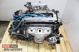 jdm 92 95 honda civic sir si b16a gen2 engine 5 sd transmission y21 obd1