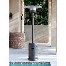 Propane patio heater Inferno Mocha 46000 Btu Commercial Patio Heater Costco Wholesale Propane Patio Heaters Costco
