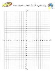 Math Worksheet Generator Graph Paper Grid Worksheets Plotting Points