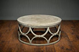 concrete top coffee table outdoor round concrete coffee table abbott concrete top square coffee table