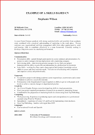 Sample Job Cv Format Resume Director It Operations Resumes For Job