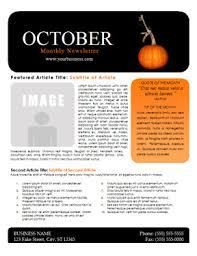 october newsletter ideas october newsletter template you can download this free oct flickr