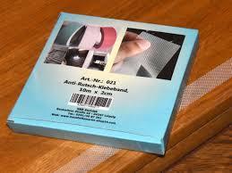 Die transparente spezialfolie ist aus hochwertigem kunststoff und hat eine materialstärke von nur ca. K B Haushaltswaren Anti Rutsch Band Fur Treppen Duschen Badewannen Je 10m Transparent Selbstklebend 021
