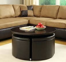 round ottoman coffee table appealing ottoman coffee table storage applied to your home decor round ottoman