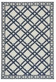 light blue trellis area rug at studio l