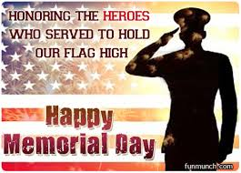 Famous Memorial Day Quotes 2015 - Happy Memorial Day Sayings 2015