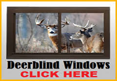 Amazoncom  Hughes HP67000 Hunting Ground  Elevated 4x4 Box Hunting Blind Window Kits