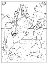 Kleurplaat Paard In Stal Archidev Beste Kleurplaat Paarden Manege