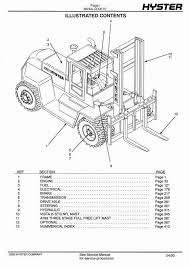 hyster parts diagram hyster parts diagram information of wiring Hyster Forklift Parts Diagram hyster truck e007 series h165xl h190xl h210xl h230xl h250xl h280xl rh pinterest com hyster s40xl parts diagram 2007 hyster h80ft parts diagram