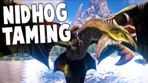 Dark And Light Taming Chart How To Tame A Nidhog Nidhog Taming Dark And Light Gameplay