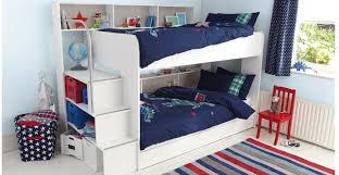 Harbour Storage Bunk Bed White Gltc. interior decorating inspiration.  interior decoration at home. bedroom ...