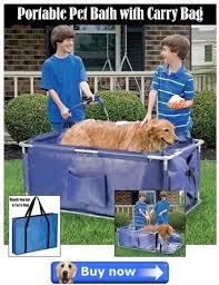 portable foldable dog tub foldable dog bath
