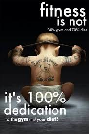 Dedication Quotes Unique 48 Awesome Fitness Motivation Quotes To Keep You Going