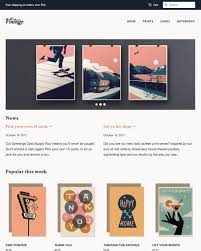 Free Ecommerce Website Templates Ecommerce Website Templates Free And Premium Themes For Your 24