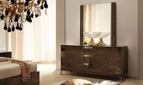 Modern Bedroom Dressers And Chests Alf Soprano Italian Modern Bedroom Set With Storage Drawer