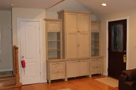 Floor To Ceiling Kitchen Units Natural Warm Nuance Of The Interior Kitchen With Wooden Floor Can