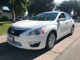 2015 Used Nissan Altima EXTRA CLEAN / RUNS GREAT / LOOKS BEAUTIFUL ...