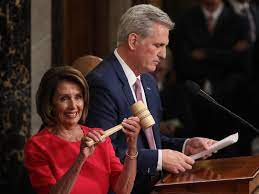 Kevin McCarthy reportedly joked about ...