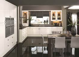 White Gloss Kitchen Gloss Kitchen Clyde Kitchens