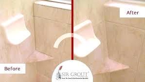 sealing shower grout best bathroom