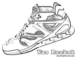 basketball shoes drawing at getdrawings free for personal use