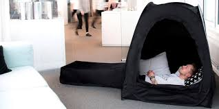 office sleep pod. Simple Office Why The Pause Pod Tent Might Help You De Stress At Work Office Sleep Pods  Egoist Mondial To Office Sleep Pod