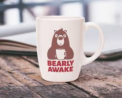 If you like svg shape generators, try blobmaker.app. Coffee Svg Funny Coffee Svg Bearly Awake Svg Funny Coffee Etsy