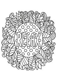 Coloring Pages 56 Incredible Free Relaxing Coloring Pages Free